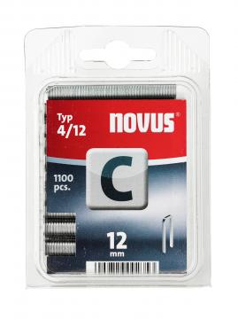Tip C 4/12 mm zincate 1100 bucăți