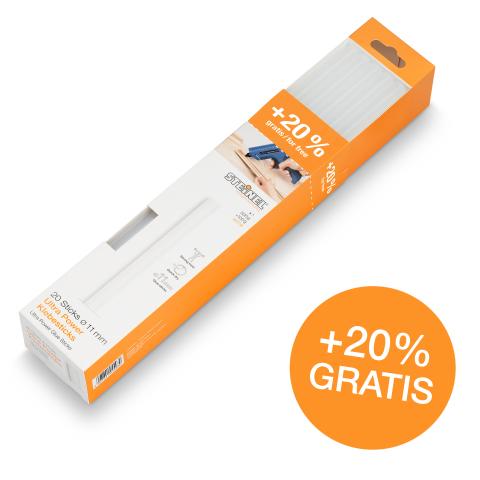 Batoane lipire Ø 11 mm Ultra Power 20 ea. (600 g)