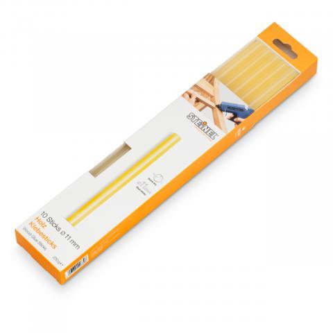 Batoane lipire Ø 11 mm Lemn 10 ea. (250 g)