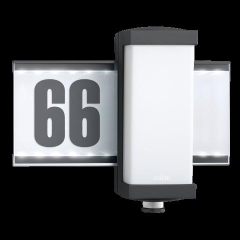 L 665 LED Antracit