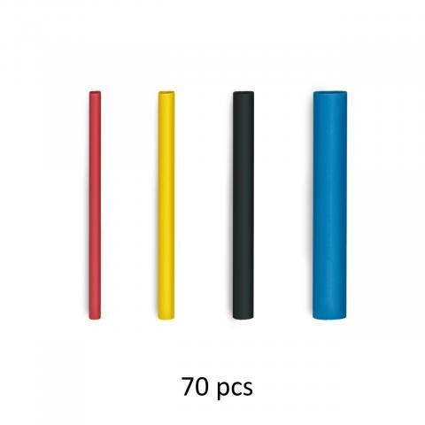 Tub contractil I - ∅ 1,6 – 4,8 mm