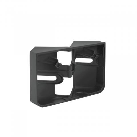 Suport pentru montaj pe colțuri XLED home 2 grafit