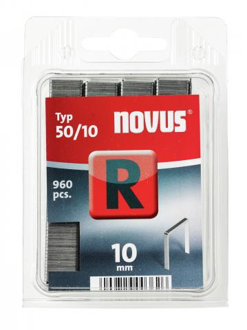 Tip R 50/10 mm zincate 960 bucăți