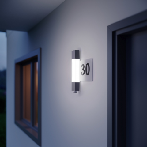 L 630 LED Antracit
