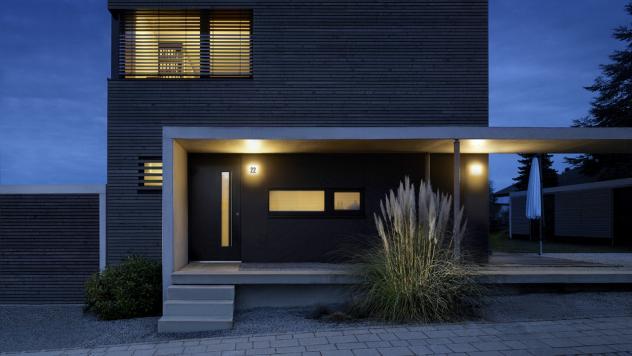 L 220 LED Oțel inoxidabil